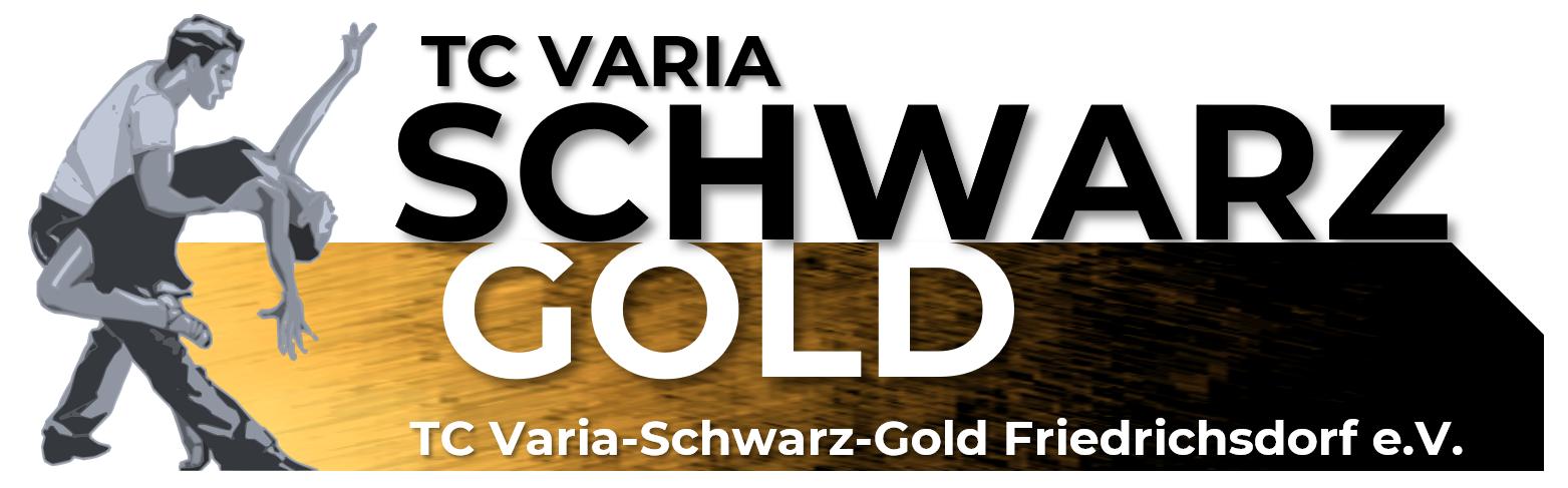 TC Varia Schwarz Gold